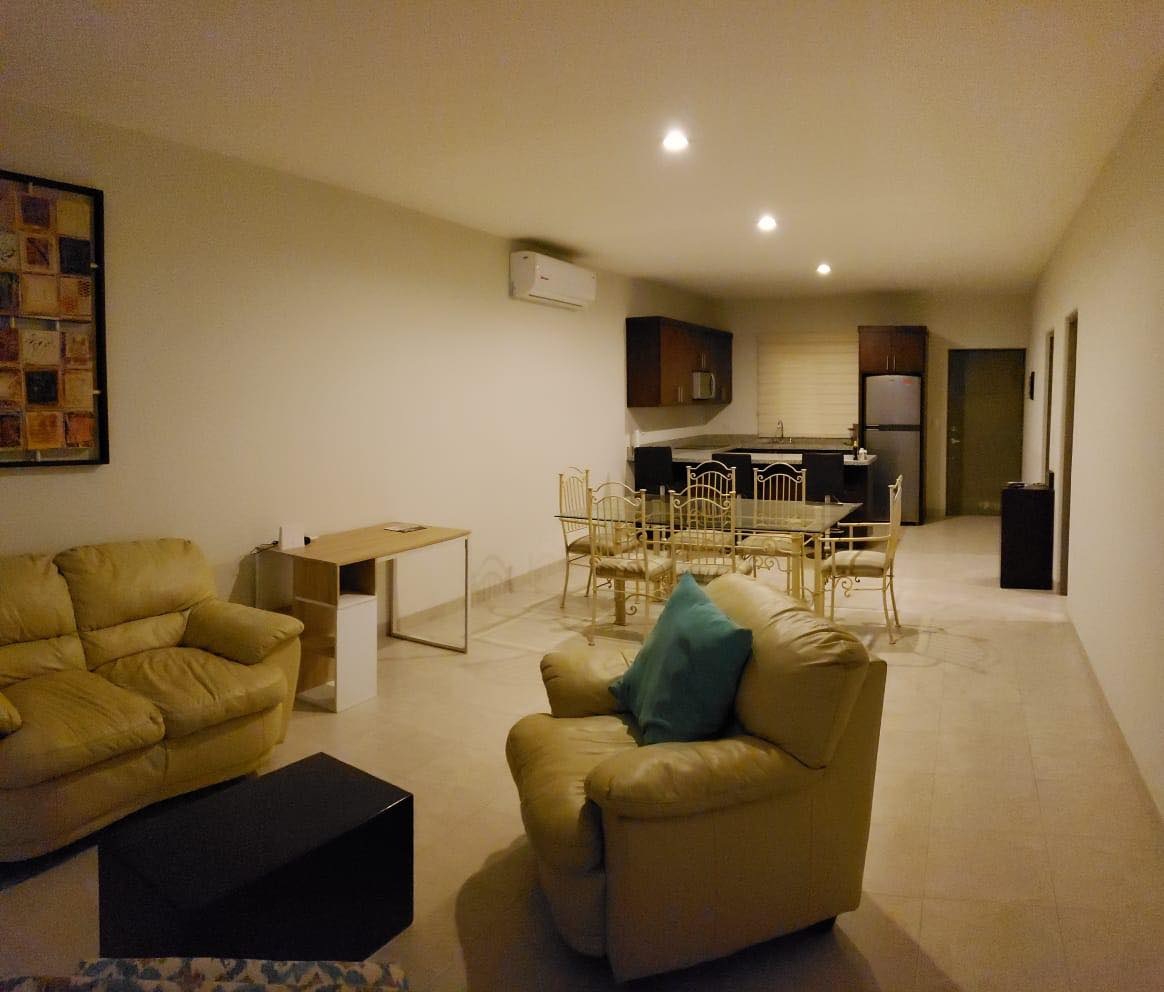 Apartment For Rent In Bahia Del Tezal (long Terms) In Cabo